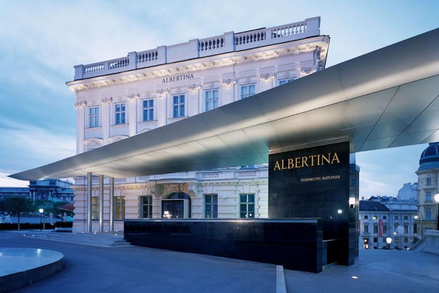 Albertina museo Vienna