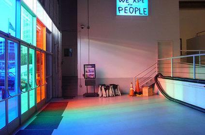 Geffen Contemporary at MOCA Los Angeles 03