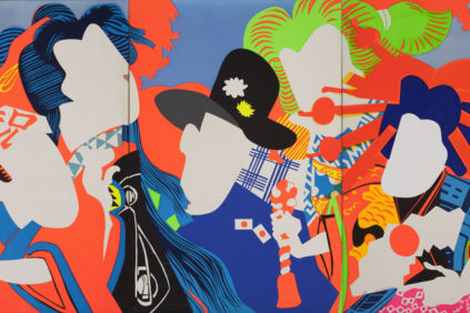 Pop Art Exhibition Tate Modern London 2015 Ushio Shinohara