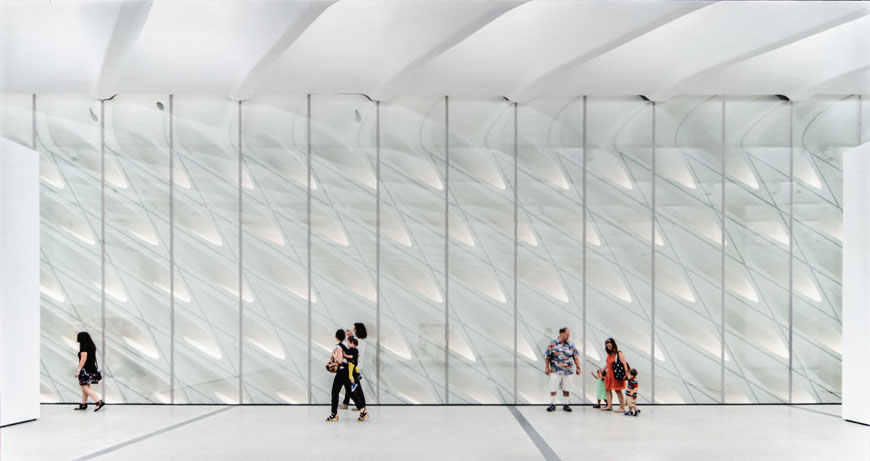 The Broad museum Los Angeles Diller Scofidio Renfro 03b