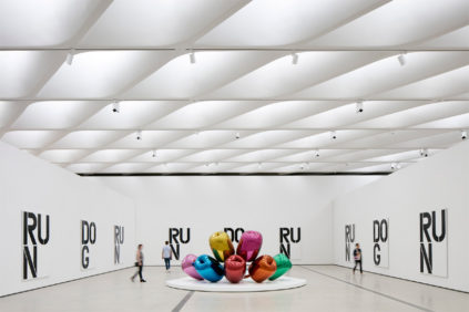 Los Angeles | The Broad: inaugural exhibition