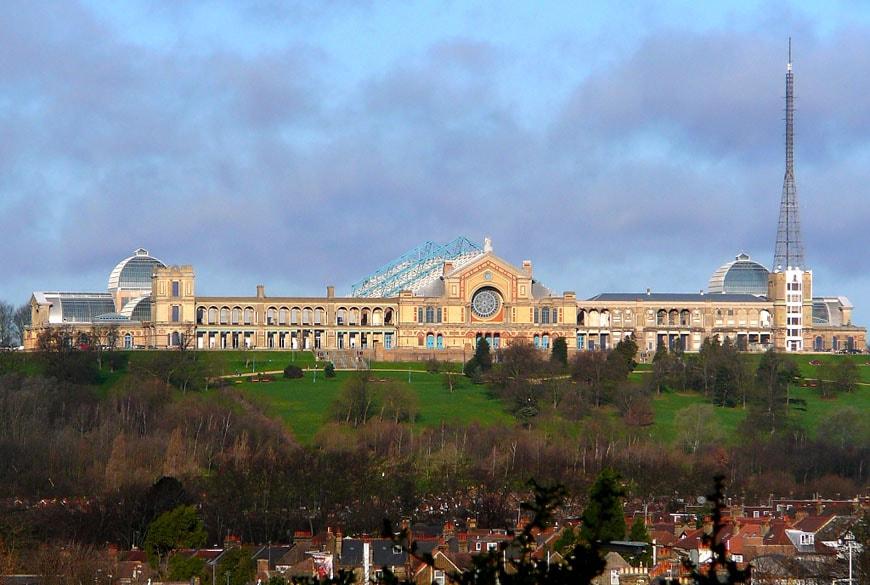 Alexandra Palace London 03