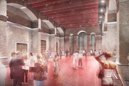 London | Alexandra Palace regeneration by FCB