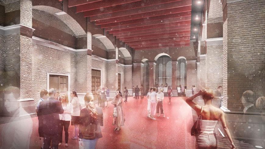 Alexandra Palace London Feilden Clegg Bradley Theater 03