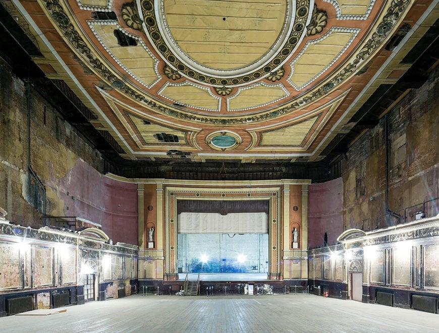 Alexandra Palace London Feilden Clegg Bradley Theater 04