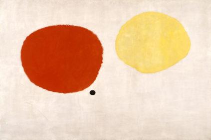 Joan Miro exhibition Kunsthaus Zurich 03