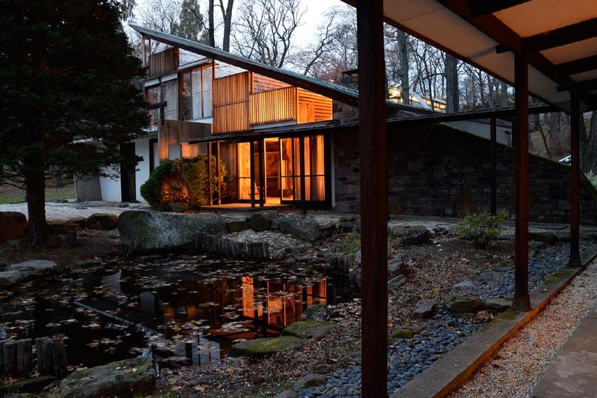Modern-Architecture-conservation-Arts-Building-New-Hope-Nakashima