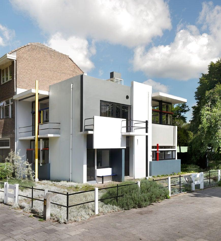 Modern-Architecture-conservation-Rietveld-Schroder-House-Utrecht