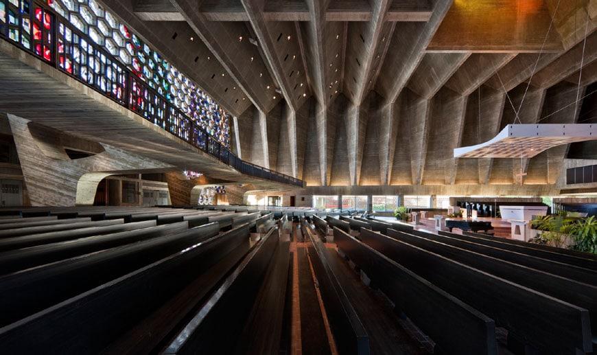 Modern Architecture conservation University Church Collegeville Marcel Breuer