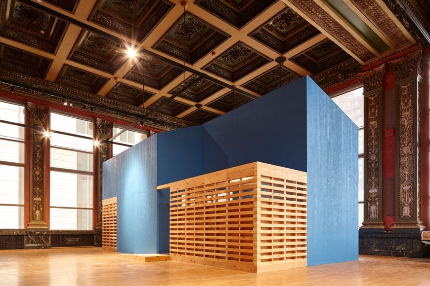 Chicago Architecture Biennial TatianaBilbao