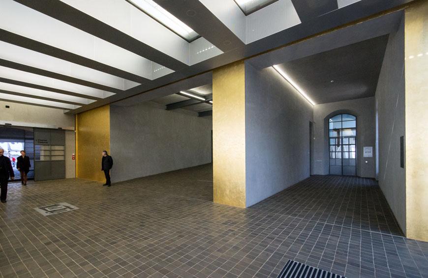 Fondazione Prada Milan Rem Koolhaas Inexhibit 06