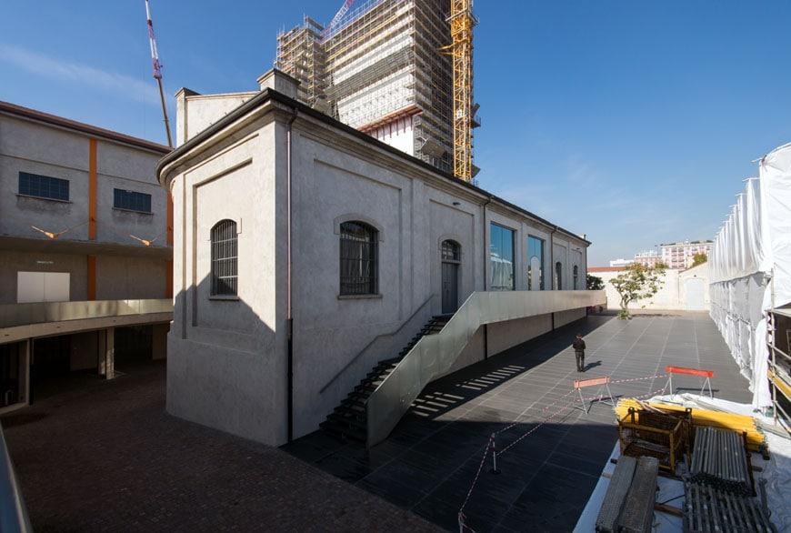Fondazione Prada Milan Rem Koolhaas Inexhibit 07