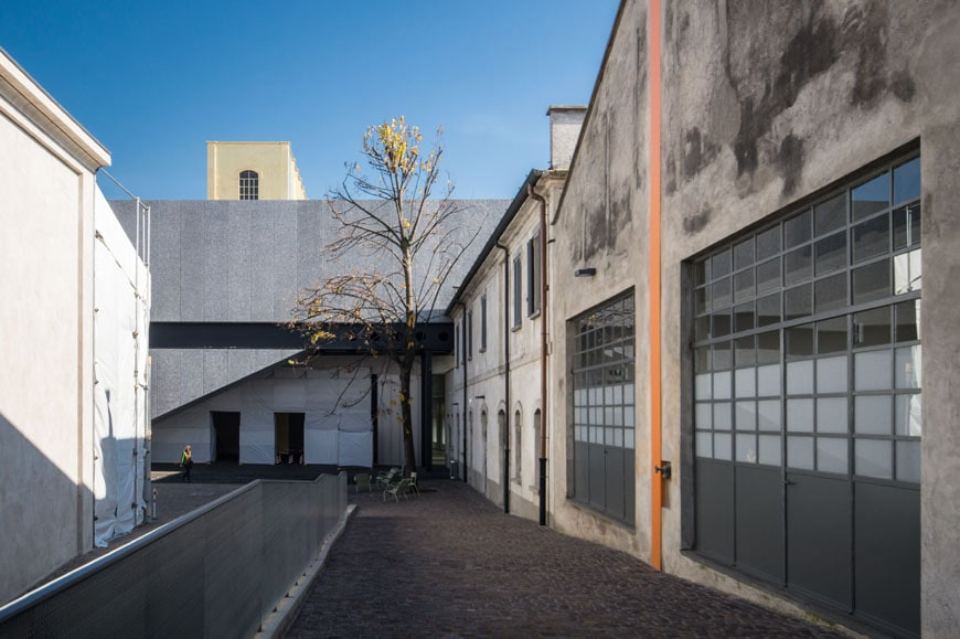 fondazione prada milano p 1 l 39 architettura di rem koolhaas