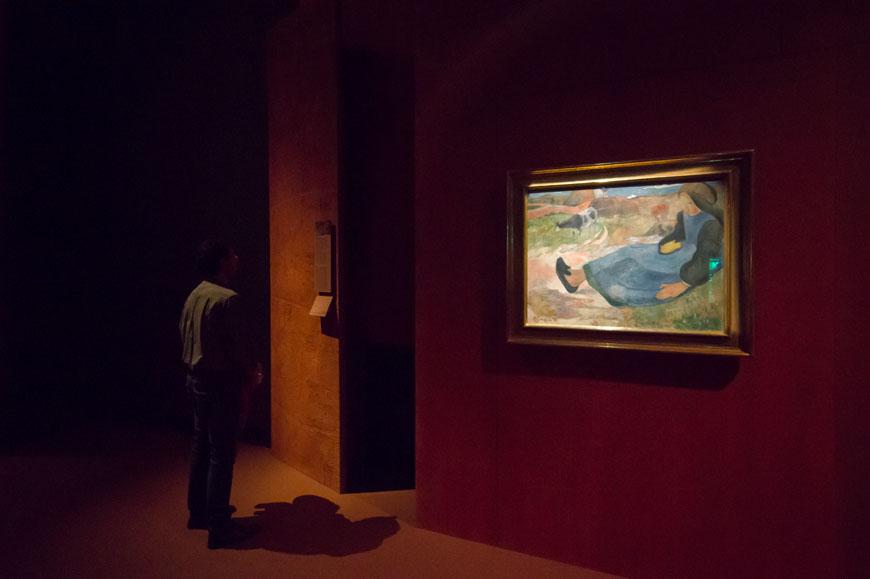 Gauguin exhibition Mudec Milan © www.Inexhibit.com 06