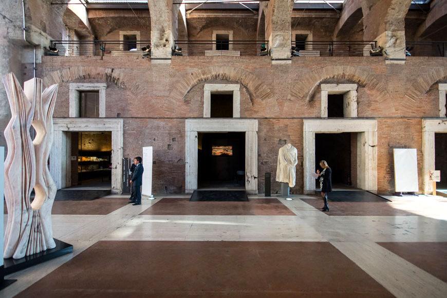 Imperial Fora Museum Rome Museo Fori Imperiali Inexhibit 04b