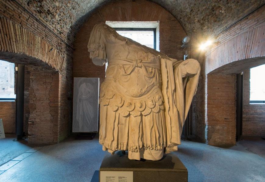 Imperial Fora Museum Rome Museo Fori Imperiali Inexhibit 06