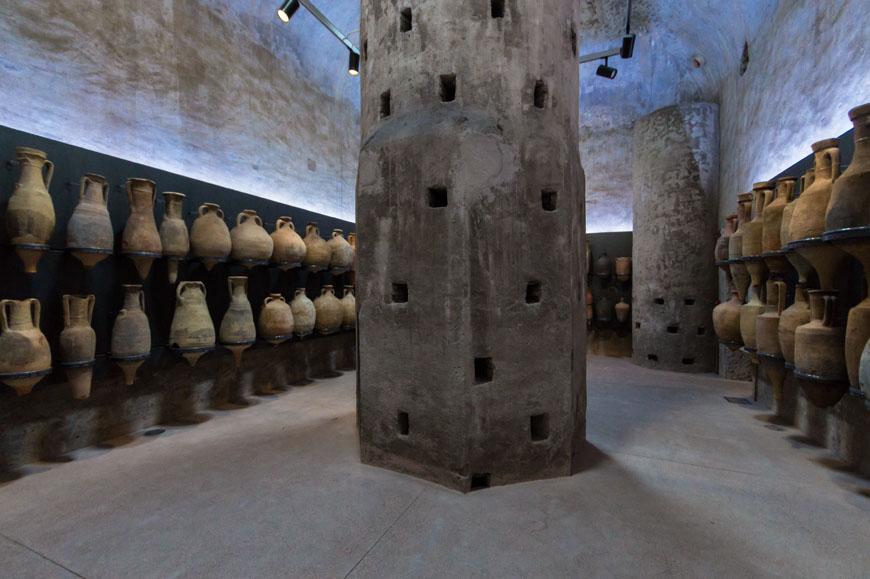Imperial Fora Museum Rome Museo Fori Imperiali Inexhibit 12
