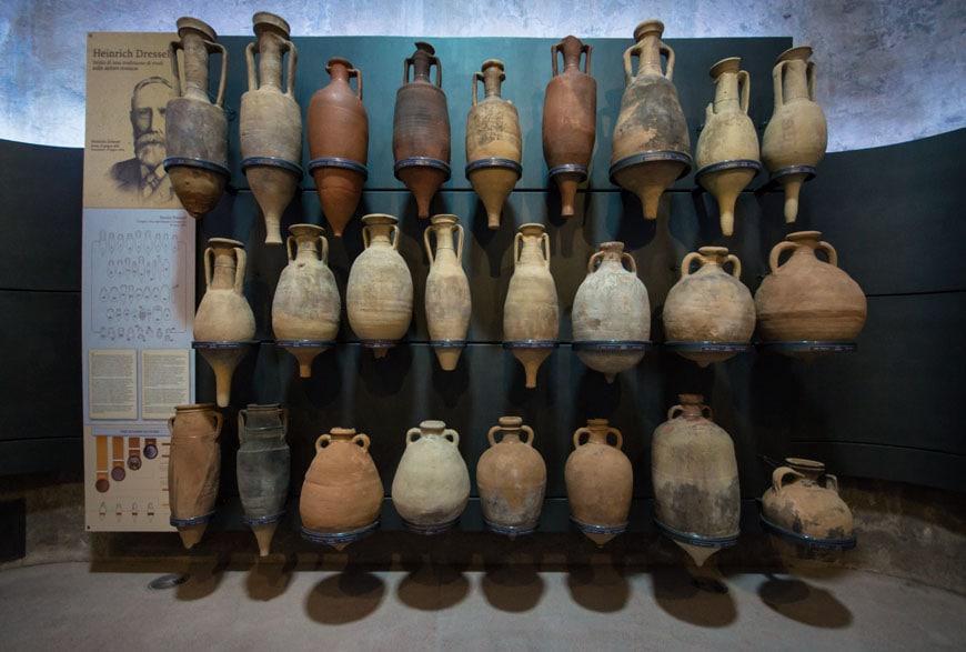 Imperial Fora Museum Rome Museo Fori Imperiali Inexhibit 13