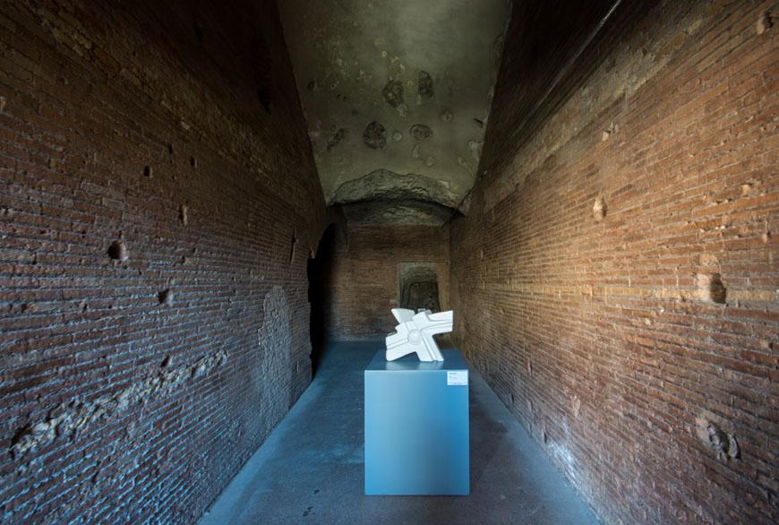 Imperial Fora Museum Rome Museo Fori Imperiali Inexhibit 20