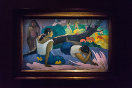 Milan | Paul Gauguin. Tales from Paradise