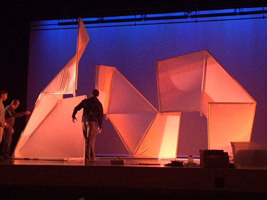 Tesseracts Dance Architecture Chicago Holl Lang 07