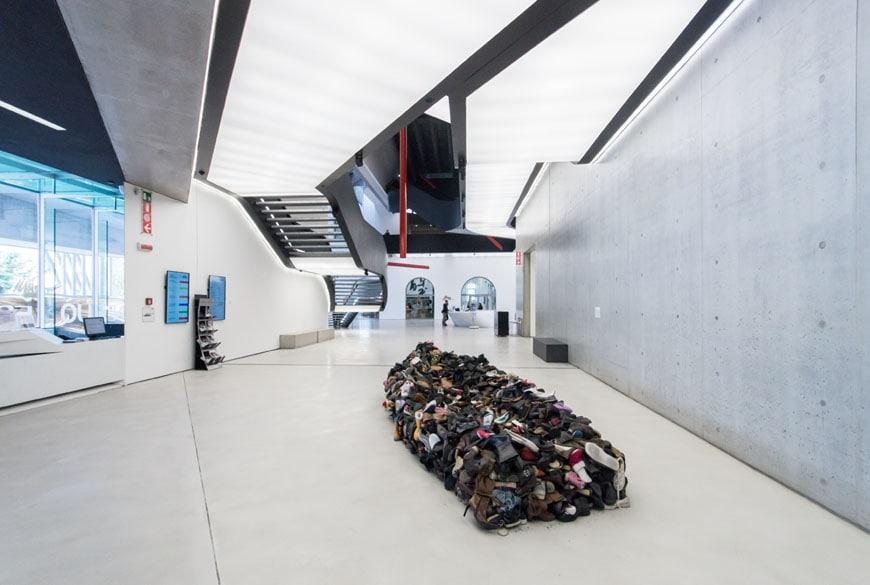 MAXXI museum Rome Zaha Hadid Inexhibit 07