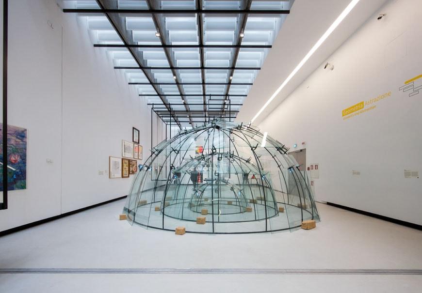 MAXXI museum Rome Zaha Hadid Inexhibit 12