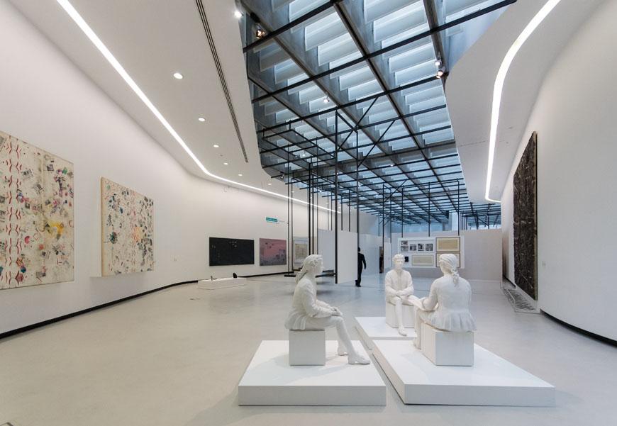 MAXXI museum Rome Zaha Hadid Inexhibit 14