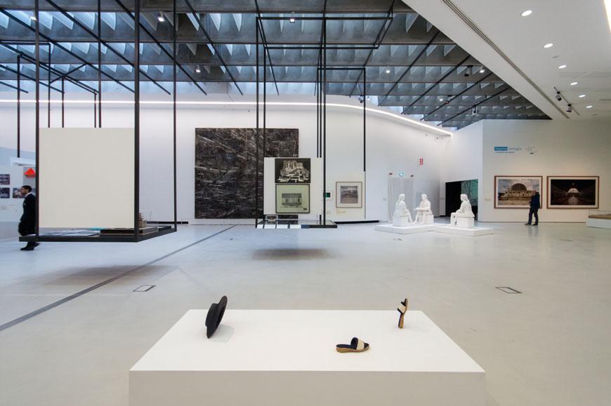MAXXI museum Rome Zaha Hadid Inexhibit 17