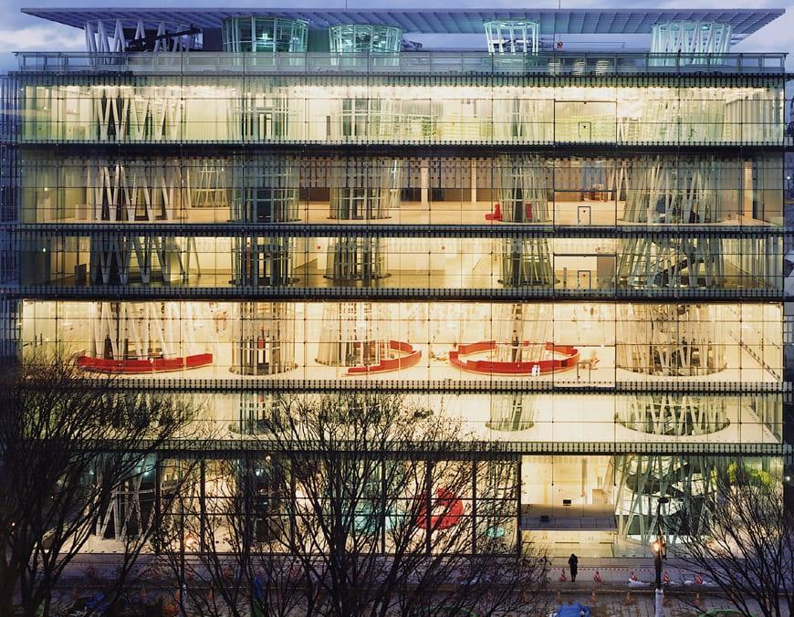 MoMA-Japanese-architecture-toyo-ito sendai-01
