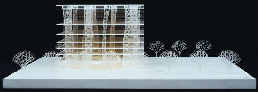 MoMA-Japanese-architecture-toyo-ito-sendai-model