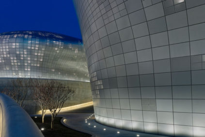 Seoul Dongdaemun Design Plaza by ZHA