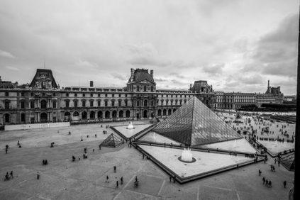 Ata Adnan Louvre