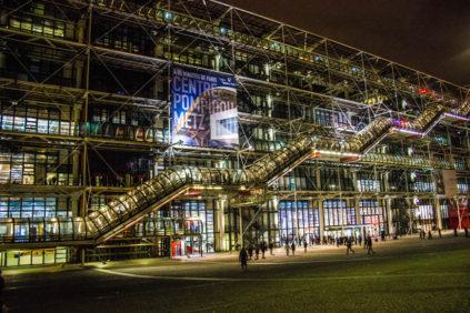 Claudia Costa Centre Pompidou