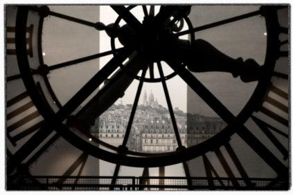 Fabrizio Buscaglia Musee Orsay Paris