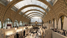 George Pachantouris Musee Orsay Paris