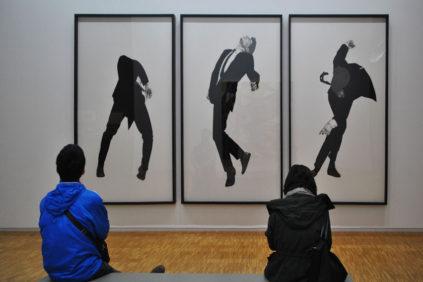 Marco Contento Centre Pompidou Paris
