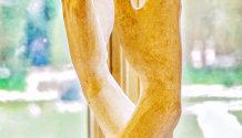 Mark Coggins Rodin Museum Paris