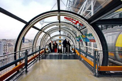 Michael Schwartz Centre Pompidou Paris