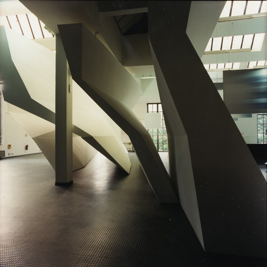 Triennale Milano-1996-Eisenmann