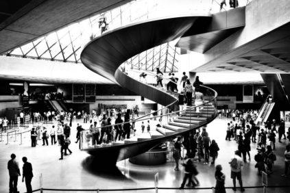 alfredo aleandri Louvre