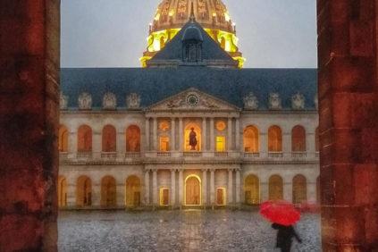 michele seghezzi Les Invalides Paris