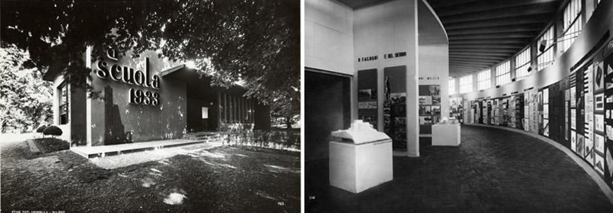 triennale Milano-1933-scuole-architettura