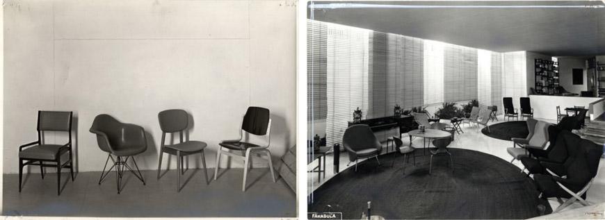 triennale Milano-1954-mobili-standard