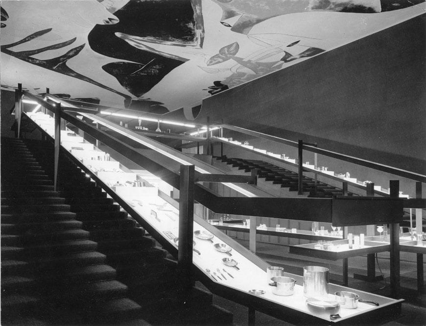 triennale Milano-1960-acciaio-vetro