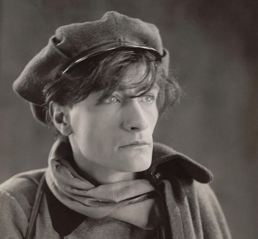 Antonin Artaud portrait 2