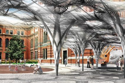 London | Elytra Filament Pavilion, from May, 2016 at V&A Museum