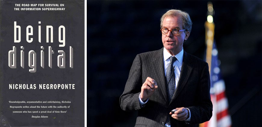 being digital nicholas negroponte