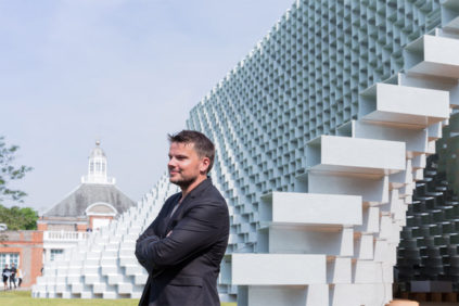 London | Serpentine Pavilion 2016 by BIG – BJarke Ingels Group