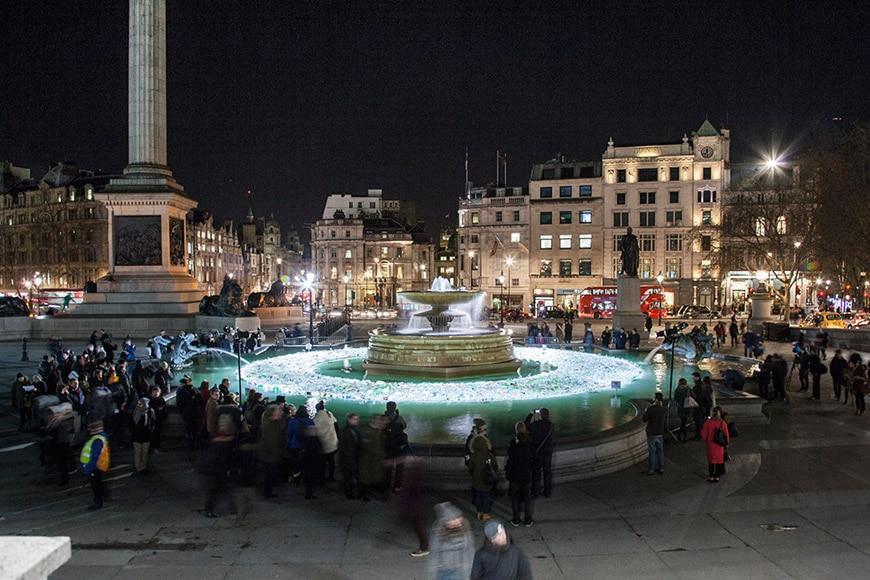 luzinterruptus-trafalgar Square-08